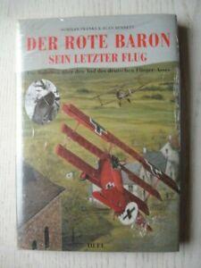 DER ROTE BARON - Sein letzter Flug / Das Buch ist OVP