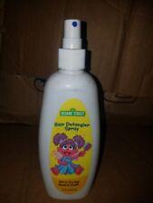x2 SESAME STREET* For Wet or Dry Hair HAIR DETANGLER SPRAY 10 oz BOY or GIRL