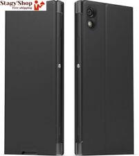 Sony Etui avec Support pour Xperia XA 1 Noir