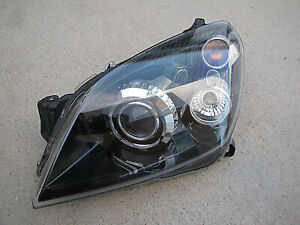 Top Condition ----- 2008 2009 Saturn Astra - OEM Factory DRIVER Headlight - LEFT