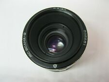 MINT! MC Volna-9 f/2.8 50mm (Tessar copy) Star bokeh Macro lens M42 *EXC*