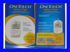 One Touch Verio Flex Starter Kit - Includes 10 Verio Test Strips