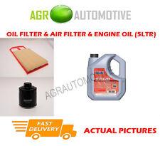 Huile essence OEM Kit filtre à air + FS 5W40 huile Volkswagen GOLF 1.4 75 Bhp 1997-04