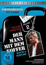 Der Mann mit dem Koffer Vol 2 * DVD Krimi Serie Richard Bradford Pidax Neu Ovp