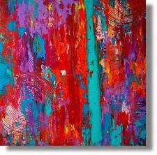 """Abstrakte Kunst Modernes Wandbild Gemälde """"Abstrakt """" Unikat Nr. 923"""
