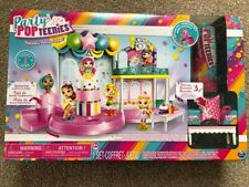 Party Popteenies 6043875 Poptastic Party Playset, Multi-Colour