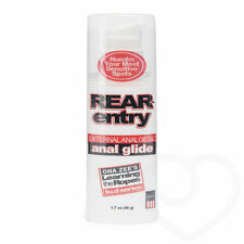 REAR ENTRY Anal Glide Lube Lubricant Numb Numbing Cream Gel 96g - AUS SELLER!!