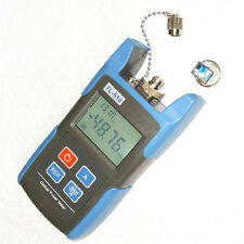 Mini Fiber Optic Optical Power Meter For Light Decay Test Scfc High Sensitivity