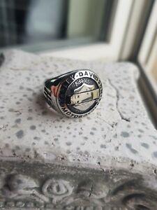 Harley davidson Edelstahl Ring gr.12 Softail HD Sportster fat forty twintop dyna