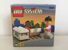 LEGO Town 2885 Ice Cream Seller New Sealed -  Classic Town Paradisa MISB