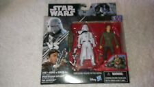 Star Wars Rogue One Packaging TFA Snowtrooper Officer and Poe Dameron. New