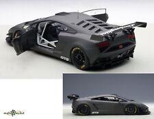 Lamborghini Gallardo GT3 FL2 2013 Matte Gray 1:18 AUTOart
