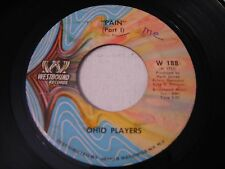 Ohio Players Pain 1971 45rpm VG+