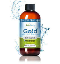 The BEST Colloidal Gold - Colloidal Minerals - No Fillers, Additives -NutriNoche