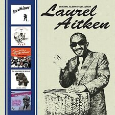 LAUREL AITKEN - ORIGINAL ALBUMS COLLECTION 5 CD NEU
