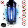 Electric Bug Zapper Fly & Mosquito Killer Insect Bug Trap Lamp with UV Light US