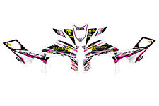 Yamaha YFZ 450R 450X 09-13 graphic kit decals stickers 450r 2009 to 2013 atvgrap