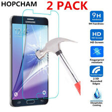 100% REAL TEMPERED GLASS SCREEN PROTECTOR FOR SAMSUNG GALAXY A72 A52 A41 A12 J5