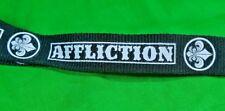 Affliction Lanyard Key Holder Black