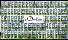 ALTI VALORI  2000 Lire   - mazzetta 100 pezzi usati