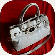 Michael Kors MK Hamilton Off White 2way Tote Bag