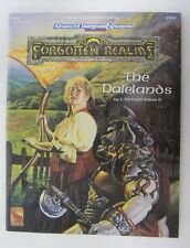 AD&D ~ Forgotten Realms ~ The Dalelands ~ TSR ~ Softcover ~ Baker ~ 9392 ~ 1993