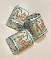 PETER RABBIT PERSONALIZED HERSHEY's NUGGET WRAPPERS BIRTHDAY PARTY FAVORS