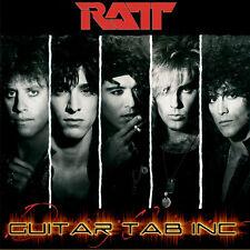 Ratt Digital Guitar Tab DANCING UNDERCOVER Lessons on Disc Crosby DeMartini