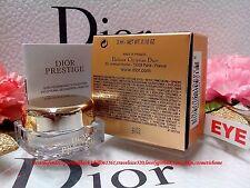 ◆Dior◆ Prestige Le Concentre Yeux Exceptional Regenerating Eye Care (3ml) F/POST