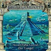 GRUSELKABINETT 39 - DER TEMPEL  CD NEW