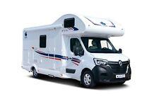 Wohnmobil Ahorn Camp 680 auf Renault Master Mod. 2021 145 PS/107 Kw Vorführer