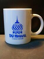 Vintage TRUMP TAJ MAHAL, COFFEE Cup MUG