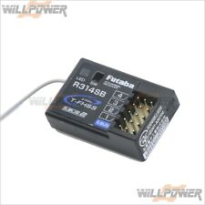 Futaba R314SB T-FHSS Receiver (RC-WillPower) 4PLS 4PX 4ch 2.4G