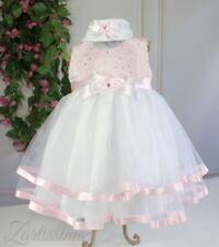Baby-Taufbekleidung Größe 80 aus Tüll für Mädchen