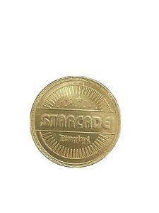 Disneyland Starcade arcade Token Disney coins