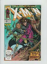 The Uncanny X-Men #266 (Aug 1990, Marvel) NM (9.4) 1st. Full App. of Gambit !!!!