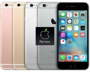 🔥Apple iPhone 6s - 16GB - Grey/Silver/Gold/Rose (Unlocked) A1633 (CDMA + GSM)