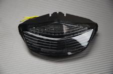 Faro Fanale posteriore oscuro per Kawasaki Z750 Z-750 Z 750 2004 2005 2006