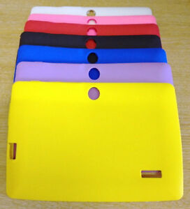 """7"""" INCH SILICONE RUBBER CASE FOR ANDROID TABLET ALLWINNER A13 A23 Q8 Q88 gift"""