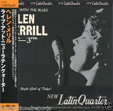 Helen Merrill - Live At New Latin Quarter Japan Audiophile Jazz Mini-LP CD New