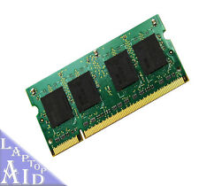 TWO Hynix PC2-4200 (DDR2-533) 512 MB SO-DIMM 533 MHz PC2-4200 DDR2 Memory...