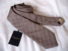 Gieves and Hawkes Brand New Brownish Pink Silk Tie RRP £75