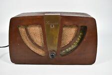Vintage 1940's Zenith 6D030 Z Eames Tube Radio Mid Century Modern