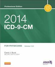 2014 ICD-9-CM for Physicians, Volumes 1 and 2 Professional Edition, 1e-ExLibrary