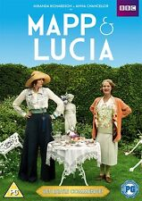Mapp and Lucia [DVD]