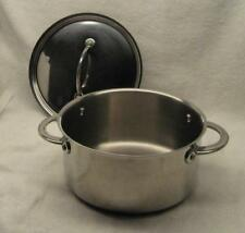 Jamie Oliver 5.25L Dutch Oven w/Lid, Stainless Steel Professional Series