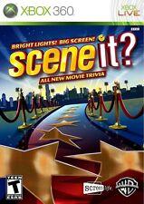 Scene It Bright Lights Big Screen - Xbox 360 Game