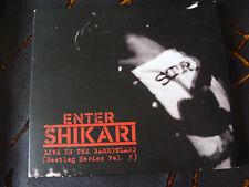 Slip Treble: Enter Shikari : Live In The Barrowland : Glasgow 2012  2CD + DVD
