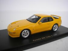 Porsche 968 Turbo S 1993 Yellow 1 43 Spark S3456