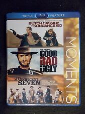 Clint Eastwood Triple Feature (Blu-Ray, 2012) BRAND NEW!